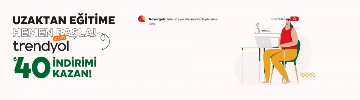 Novarge ve trendyol.com'dan 40 TL İndirim Kodu Kampanya Koşulları