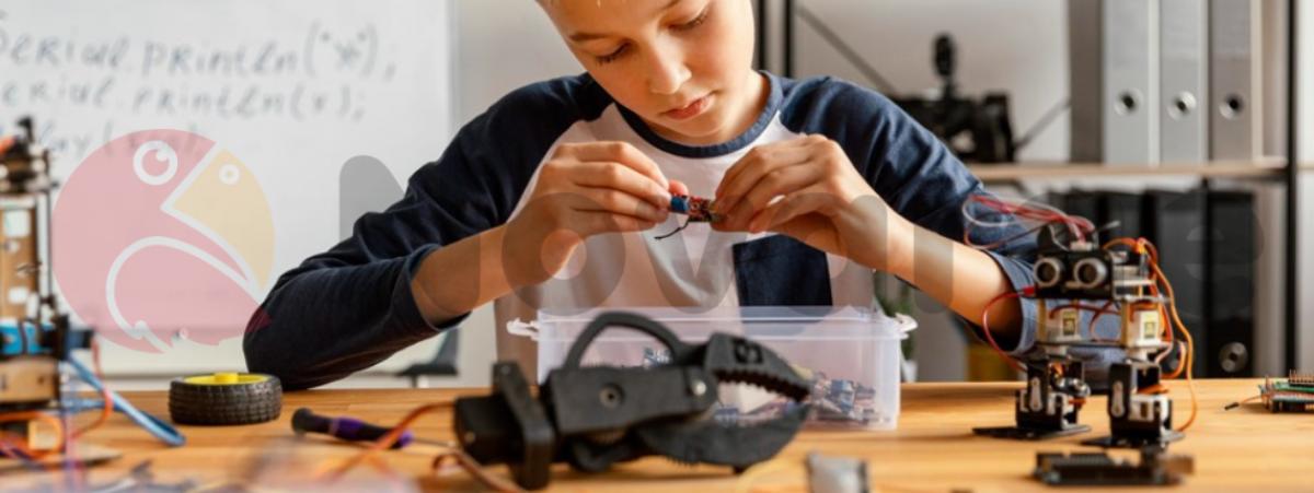 Çocuklar Neden Robotik Kodlama Öğrenmeli?